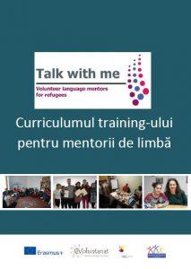 Curriculumul training-ului pentru mentorii de limba